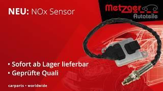 METZGER  NOx-Sensor