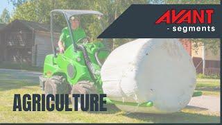 Avant segments: Agriculture