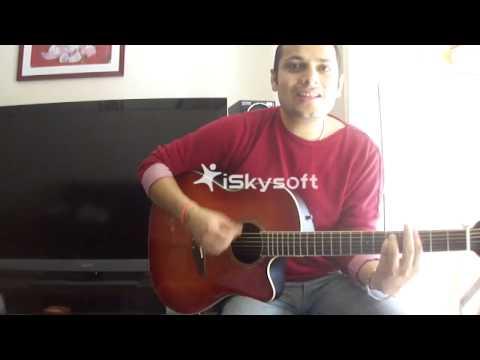Kabhi Kabhi aditi Guitar Lesson