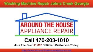 Washing Machine Repair Johns Creek Georgia 470-203-1010
