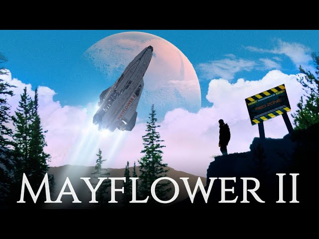 Mayflower II (2021) | Full Movie | Rick Borger | D'Arcy Browning | Tree  Browning - YouTube