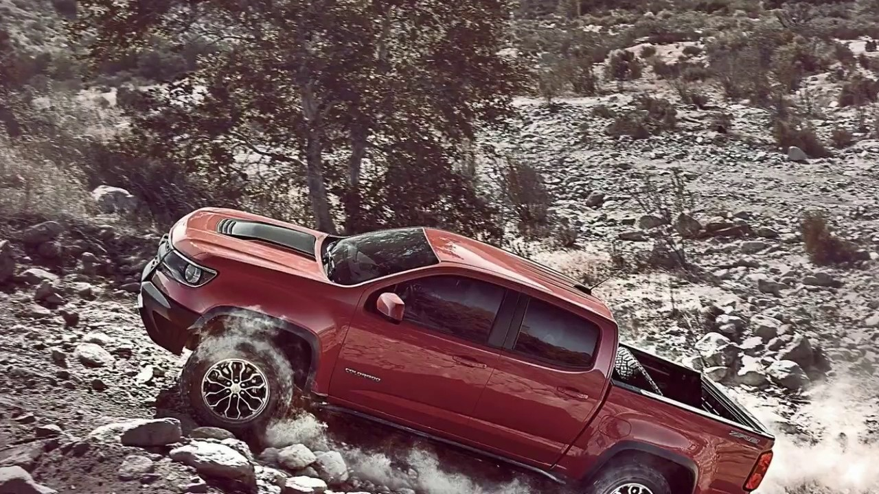 2018 Chevrolet Colorado Release Date And Changes