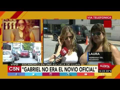 C5N – Escándalo en escuela de Luján: trasladan al acusado