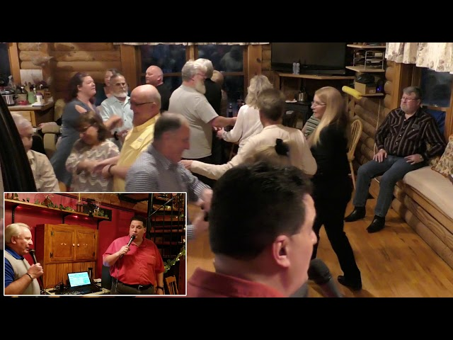 Virus Be Damned Dance Group -- 2/27/21 -- 02 -- Jason Raleigh / Tom Davis -- Circle Be Unbroken