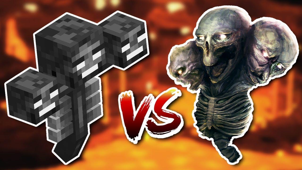 Minecraft Vs Vida Real Los Mobs De Minecraft En Buildtubers 8