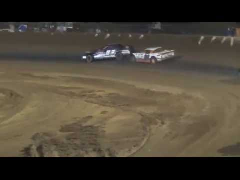 Albany Motor Speedway 7-23-16 Nesmith Street Stock Feature