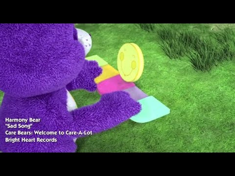Care Bears - Harmony Bear - Sad song full extended version (Sing along)