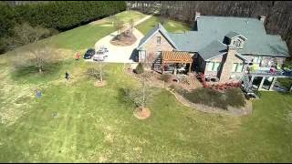 drone at Keiths house