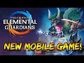 A NEW MOBILE GAME! MIGHT & MAGIC: ELEMENTAL GUARDIANS OVERVIEW