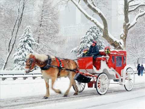 Christmas Carols - Sleigh Ride - YouTube
