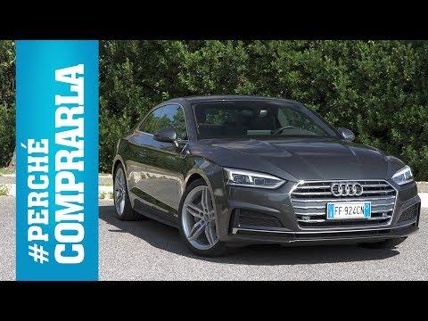 Audi A5 Coupé (2017) | Perché comprarla… e perché no