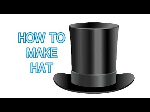 How to make Magician hat at home| easy diy