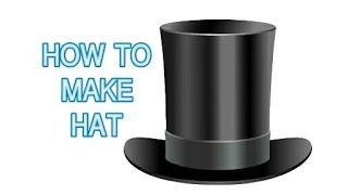 How to make Magician hat at home  easy diy