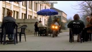 Прямой контакт / Direct Contact (2009) Car chase scene.