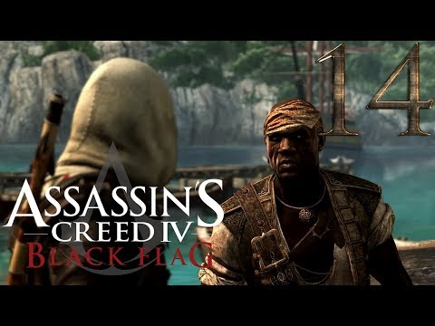 "Assassins Creed 4 Black Flag: Guide 14 - Sequence 5 - Memory 2 - ""Traveling Salesman"" Gameplay"