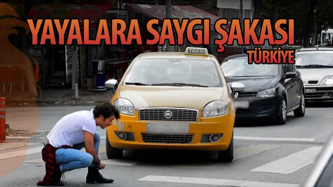Download Yayalara Saygı Şakası Türkiye - Hayrettin