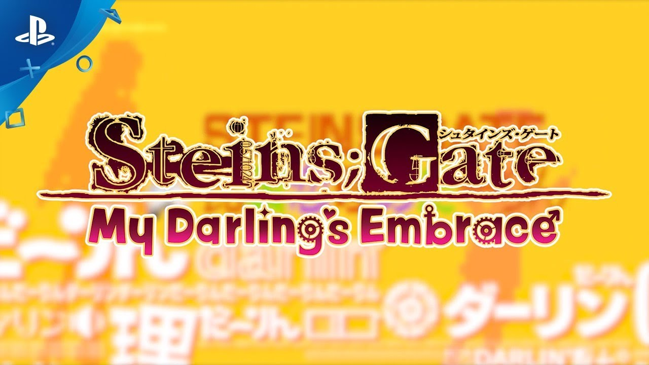 STEINS;GATE: My Darling's Embrace - Announcement Trailer | PS4