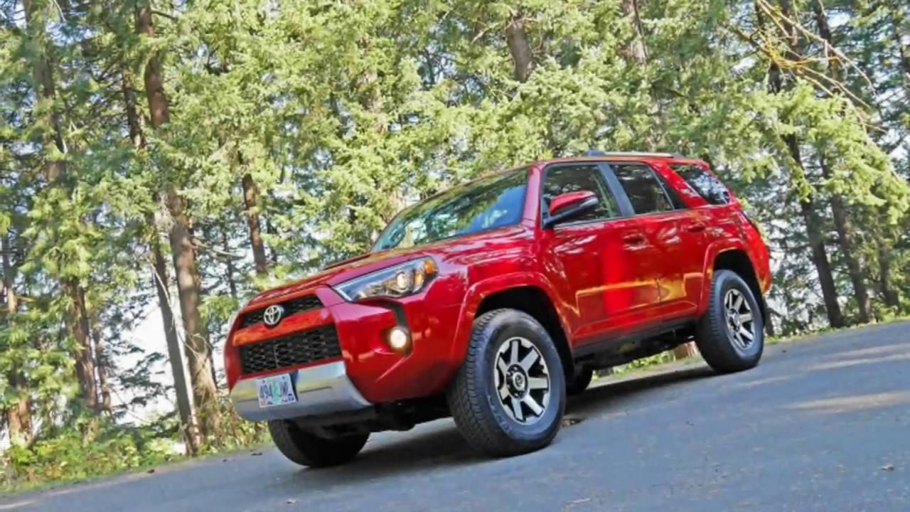 2018 4runner Trd Pro Detailed Overview Toyota News