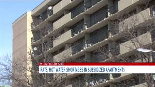 Subsidizing a slum: Rats, hot water shortages in D.C. apartments