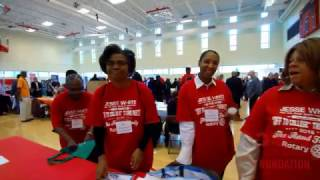 Jesse White Foundation Job Fair 2017
