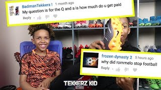 How Much Money Does Tekkerz kid Earn? Popular Questions Answered!
