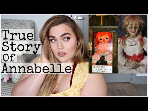 I Bought a REAL Annabelle Doll... True Story of Annabelle