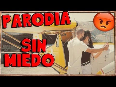 PARODIA ●  Daleka Davide Ft. Carmen Zarra - Sin Miedo (Ufficiale 2017)