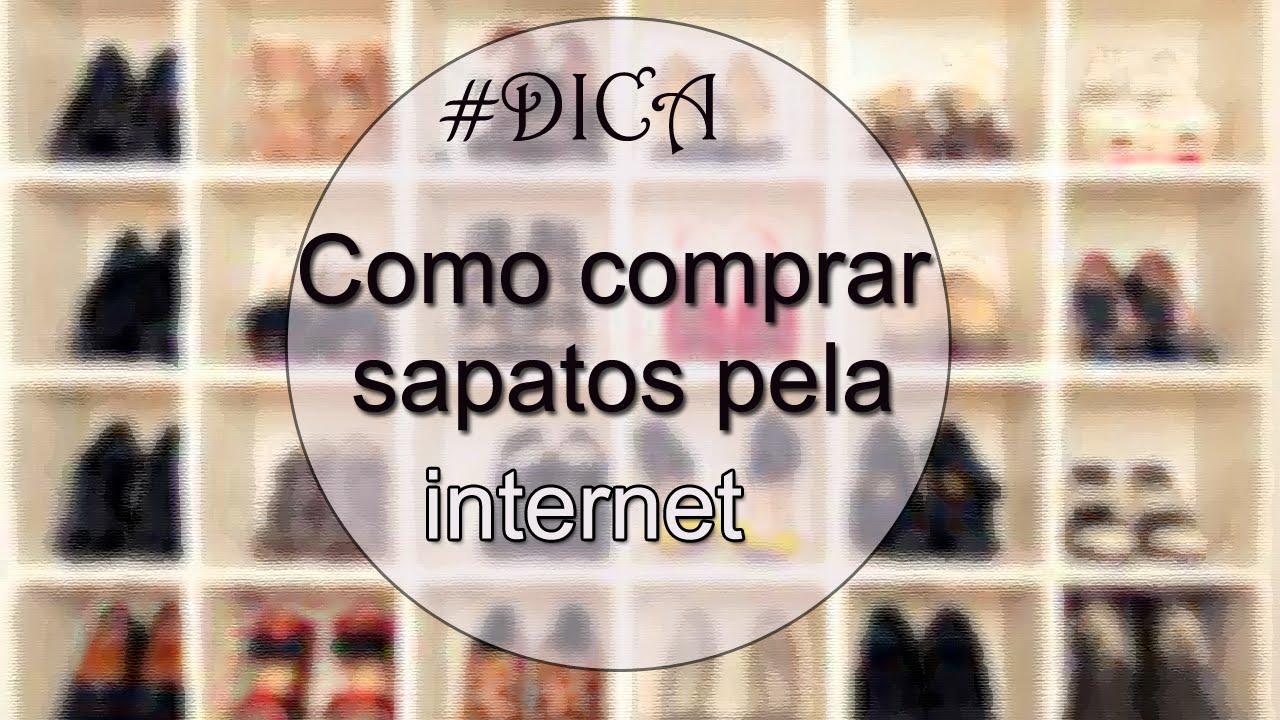 b494068f81  DICA - Como comprar sapatos pela internet