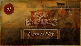 Let's Play Age of Empires III - Ep.01 - Learn to Play!