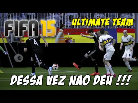 FIFA 15 (PS4) - Ultimate Team: A revanche, dessa vez nao deu !