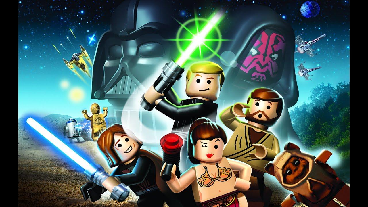 LEGO Star Wars Pelicula Completa Espaol 1080p Episodios 4 5 6