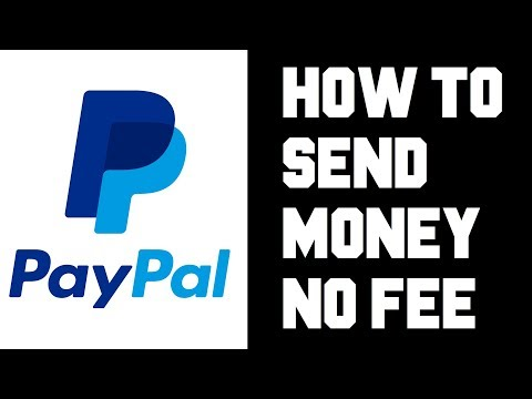 Send Money On Paypal Without A Fee