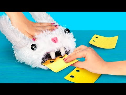 8 Fun DIY School Supplies / Easter Special