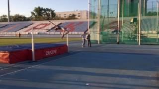 Ярослава Магучих,прыжки в высоту,1м90см