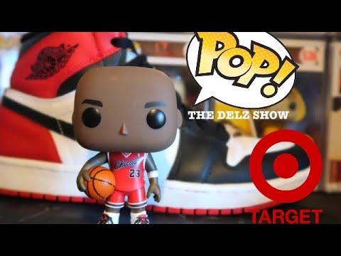 Michael Jordan Rookie Funko Pop Target