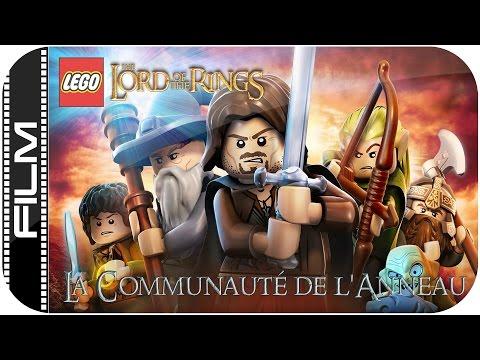 Lego Le Seigneur des Anneaux : La Communauté de l'Anneau [Film FR] poster