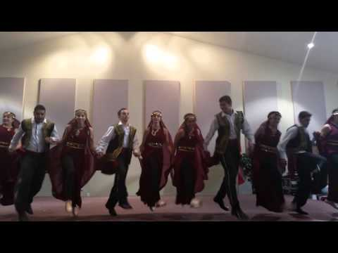 Our Lady of Lebanon Dallas Food Festival 2015 Youth Dabke