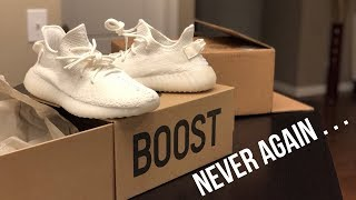 NEVER BUY FROM YEEZY SUPPLY
