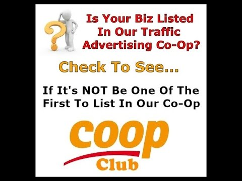 How To Post On A FREE Blogging Platform Joint Venture Traffic Advertising Coop Club Training Video