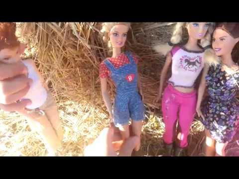 barbie and debbie horse riding fiasco youtube