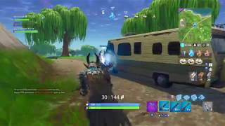 A clean Get Away from the new LTM in Fortnite