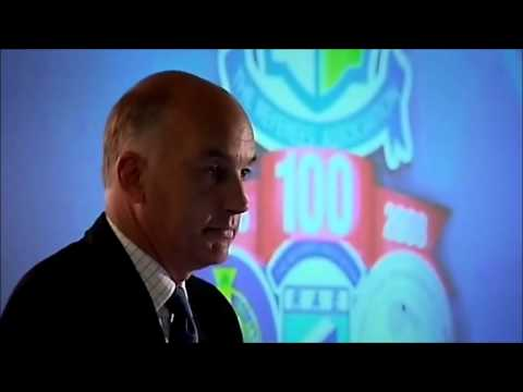 David Elleray Speech at UEFA Euro 2008 about referees