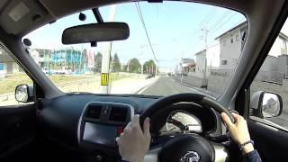 2013 Nissan Micra K13 Facelift Test Drive