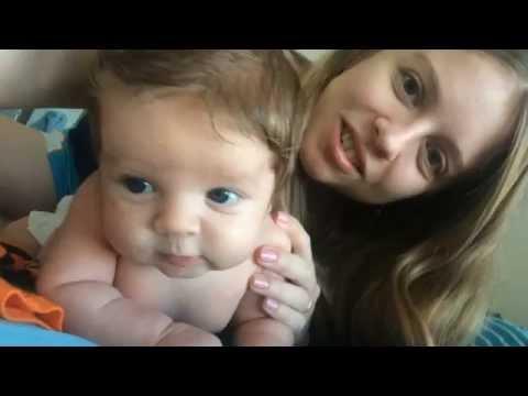 Наш Майкл - 2 месяц развития ребенка | Что должен уметь малыш к 2 месяцам