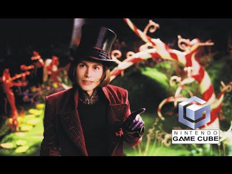 A Fantástica Fábrica de Chocolate O jogo Nintendo GameCube