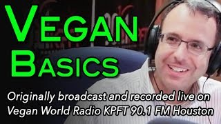 WHAT IS VEGANISM?  | A Basic Overview...
