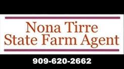 Auto Car Insurance Pomona Nona Tirre State Farm Agent
