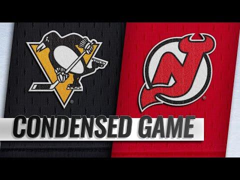11/13/18 Condensed Game: Penguins @ Devils