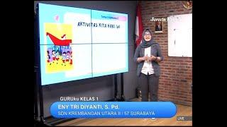 Download GURUku JAWA POS TV Kelas 1 :  KEGIATANKU - Tanggal 30 September 2021