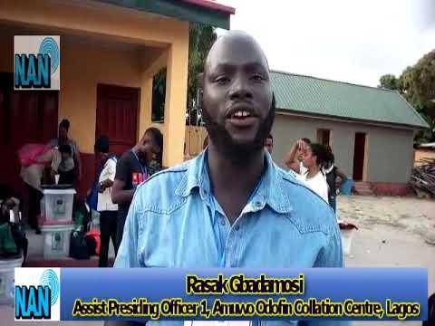 2019 Elections Amuwo Odofin, Lagos